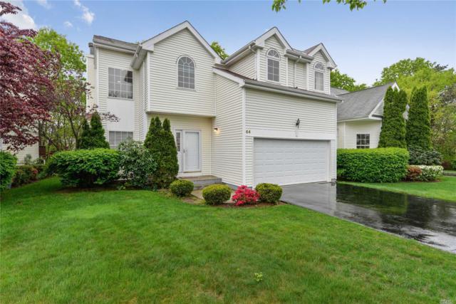 64 Sunflower Ridge Rd #64, S. Setauket, NY 11720 (MLS #3031013) :: Netter Real Estate