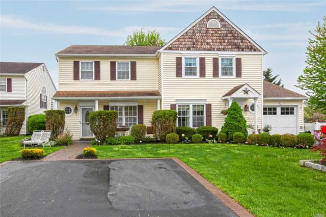 2 Badger Trl, Coram, NY 11727 (MLS #3031065) :: Netter Real Estate