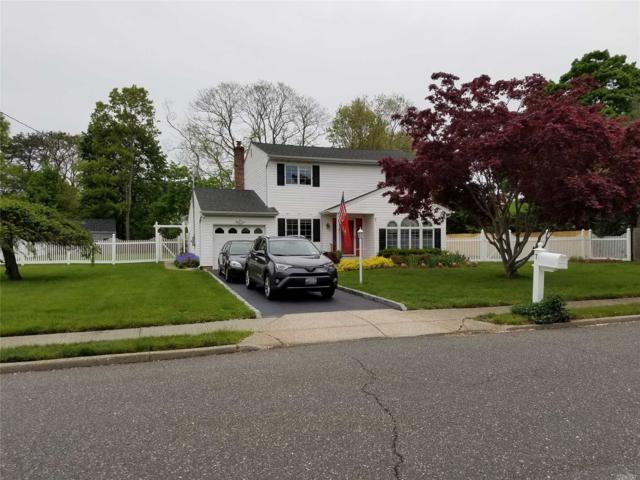 7 Village Ln, Bohemia, NY 11716 (MLS #3031529) :: The Lenard Team