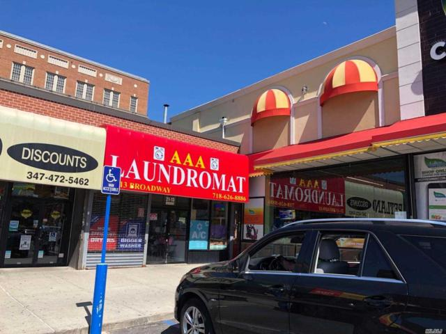 21-13 Broadway, Astoria, NY 11106 (MLS #3031568) :: Netter Real Estate