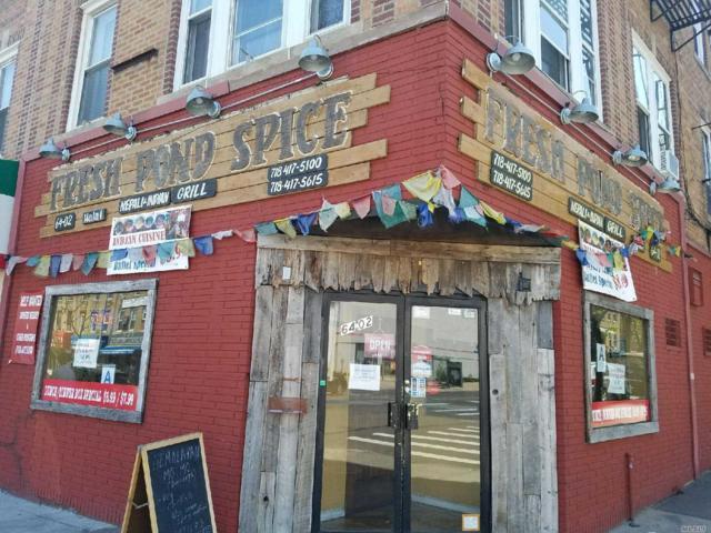 6402 Fresh Pond Road, Ridgewood, NY 11385 (MLS #3031673) :: Netter Real Estate
