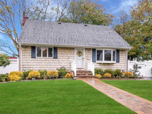 215 Lexington Ave, W. Babylon, NY 11704 (MLS #3032384) :: Netter Real Estate