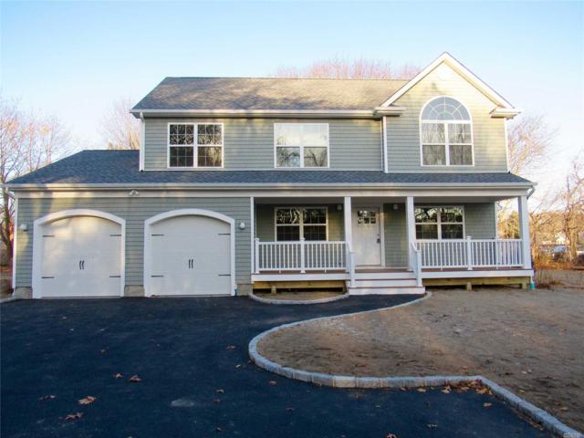 Lot #4 Weeks Ave, Manorville, NY 11949 (MLS #3032730) :: The Lenard Team