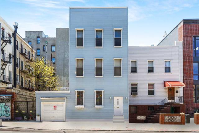 317 Manhattan Ave, Brooklyn, NY 11211 (MLS #3033549) :: The Lenard Team