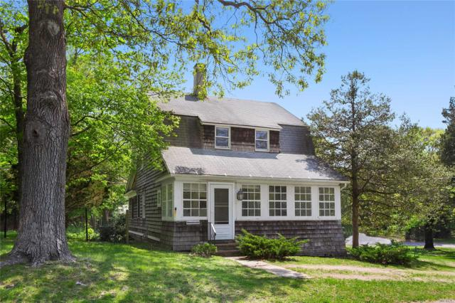 14 Shaw Rd, Sag Harbor, NY 11963 (MLS #3034605) :: Netter Real Estate