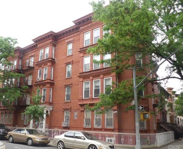 582 Throop Ave 1A, Brooklyn, NY 11216 (MLS #3034649) :: Netter Real Estate