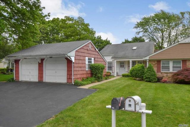 81 Forge Ln, Coram, NY 11727 (MLS #3035446) :: Netter Real Estate