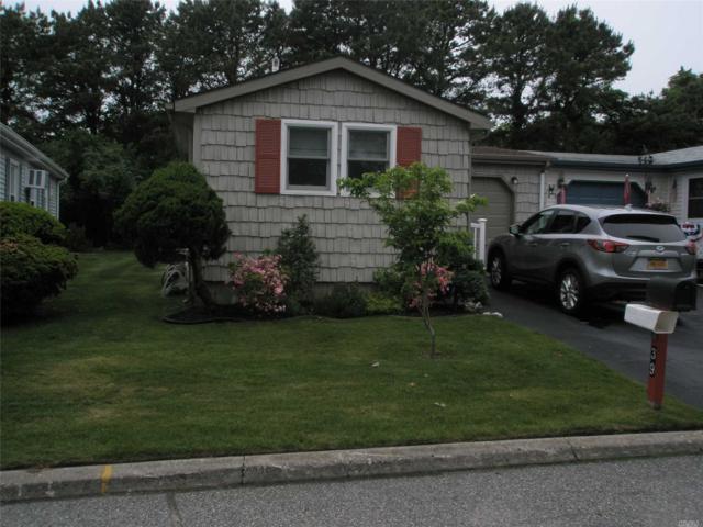 39 Dogwood Lane, Manorville, NY 11949 (MLS #3036194) :: Keller Williams Points North