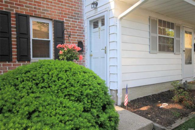 811 Towne House Vlg, Hauppauge, NY 11749 (MLS #3036619) :: The Lenard Team