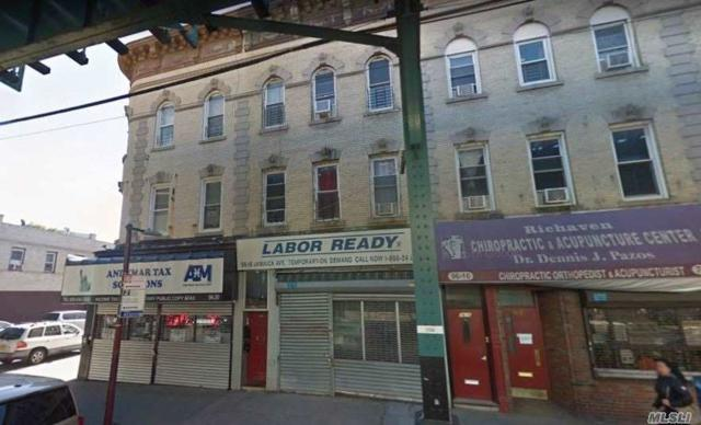 96-18 Jamaica Ave, Woodhaven, NY 11421 (MLS #3039582) :: The Kalyan Team