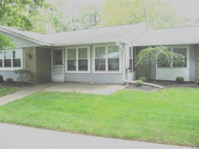 481 Fairway Ct B, Ridge, NY 11961 (MLS #3040088) :: The Lenard Team
