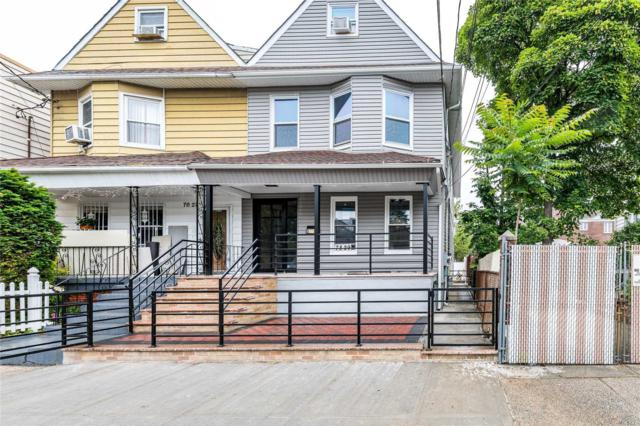 78-29 88 Ave, Woodhaven, NY 11421 (MLS #3040100) :: The Kalyan Team