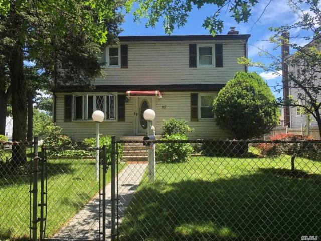 147 Lucille Ave, Elmont, NY 11003 (MLS #3041111) :: The Kalyan Team