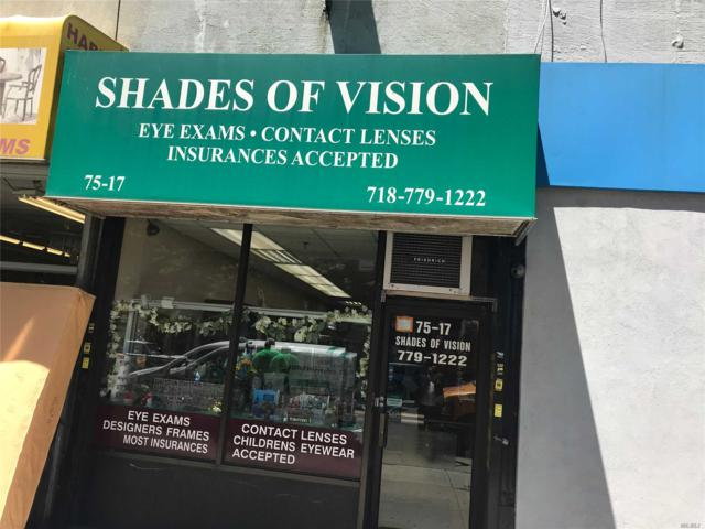 75-17 37th Ave, Jackson Heights, NY 11372 (MLS #3041314) :: Keller Williams Points North