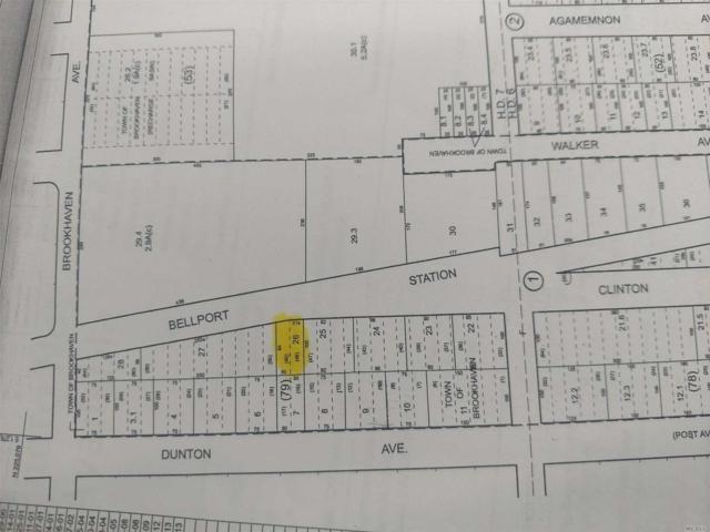 Lot 26 Station Rd, Bellport, NY 11713 (MLS #3041729) :: Shares of New York