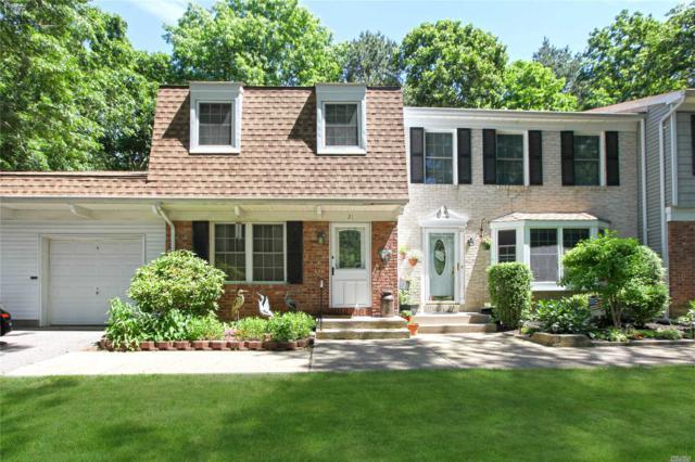 21 Thornton Commons, Yaphank, NY 11980 (MLS #3041765) :: Netter Real Estate