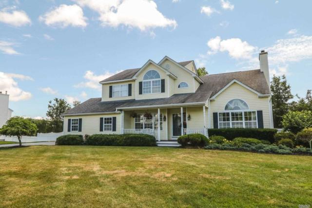 39 Deer Ln, Manorville, NY 11949 (MLS #3045960) :: Netter Real Estate