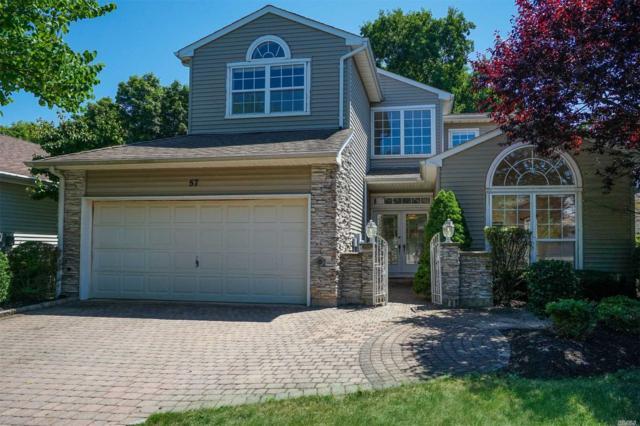 57 Hamlet Dr, Hauppauge, NY 11788 (MLS #3046778) :: Netter Real Estate