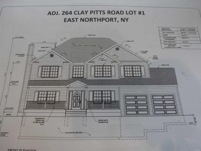 Adj264 Lt1 Clay Pitts Rd, E. Northport, NY 11731 (MLS #3048439) :: Platinum Properties of Long Island