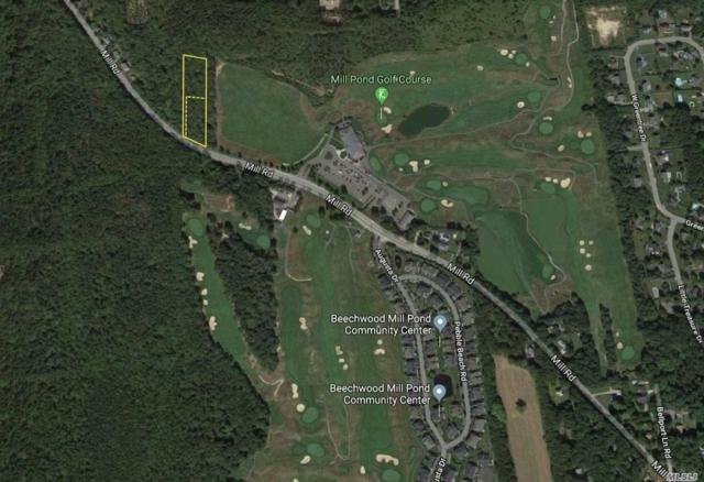 Mill Rd - Lot #1, Yaphank, NY 11980 (MLS #3048870) :: Netter Real Estate