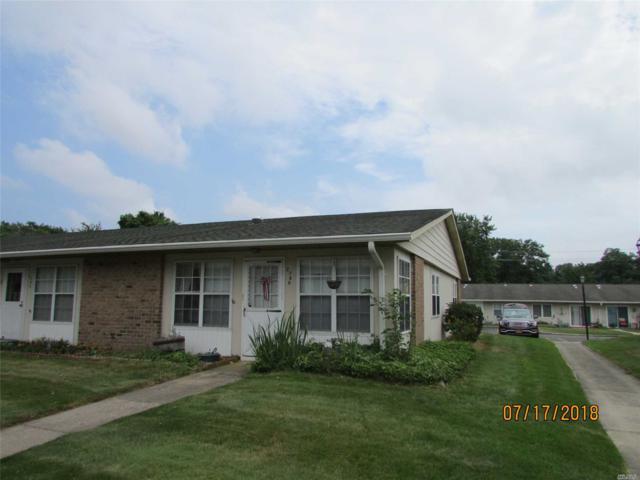 274D Berwick Ct, Ridge, NY 11961 (MLS #3049167) :: Netter Real Estate