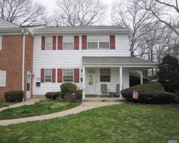 1201 Towne House Vlg, Hauppauge, NY 11749 (MLS #3049355) :: Netter Real Estate