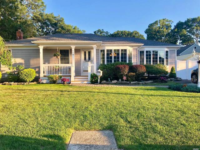 118 Kingsland Ave, West Islip, NY 11795 (MLS #3049889) :: The Lenard Team