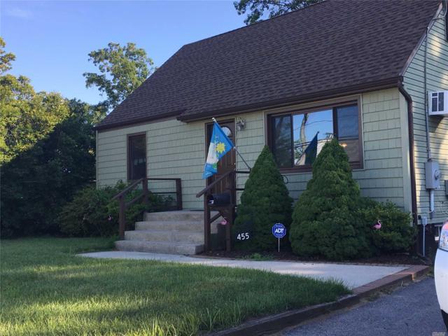 455 N Hamilton Ave, Lindenhurst, NY 11757 (MLS #3049984) :: Platinum Properties of Long Island