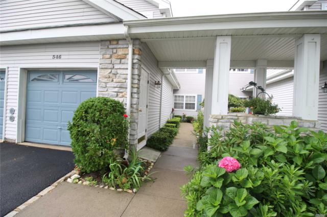 546 Highland Ct, Moriches, NY 11955 (MLS #3051473) :: Keller Williams Points North