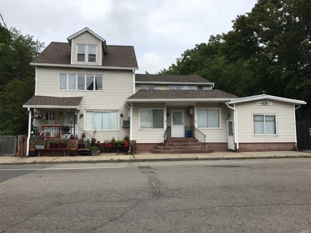 211 Main St, Yaphank, NY 11980 (MLS #3052346) :: Netter Real Estate