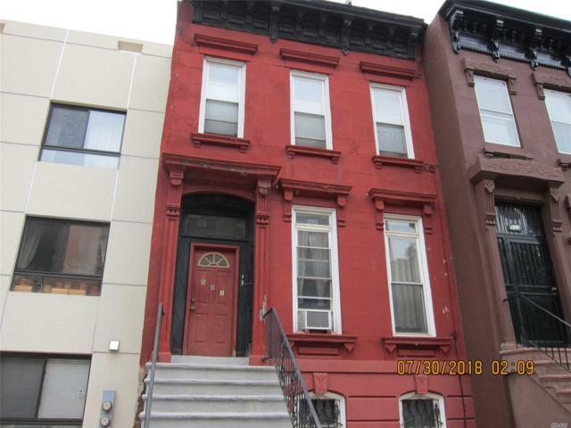 501 Quincy St, Brooklyn, NY 11221 (MLS #3053184) :: The Lenard Team