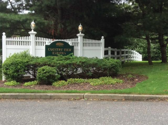55 Country View Ln, Middle Island, NY 11953 (MLS #3053295) :: The Lenard Team