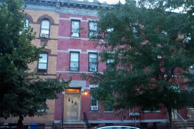 248 Saint Nicholas Ave, Brooklyn, NY 11237 (MLS #3054114) :: Netter Real Estate