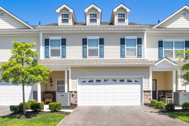 131 Rosebud Ct #131, Patchogue, NY 11772 (MLS #3054491) :: Netter Real Estate