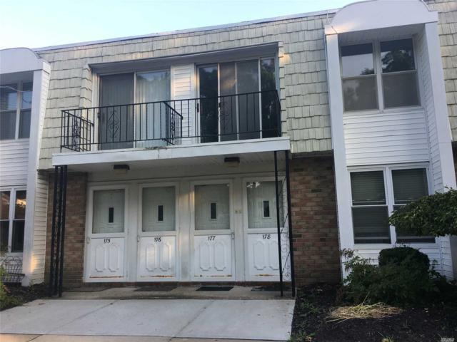85 Rocky Pt Yaphank Rd #177, Rocky Point, NY 11778 (MLS #3054671) :: Netter Real Estate
