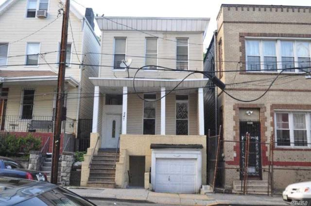 247 E 175th St, Out Of Area Town, NY 10457 (MLS #3056167) :: Netter Real Estate