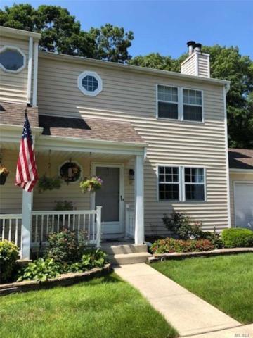 21 Franklin Commons, Yaphank, NY 11980 (MLS #3057318) :: Netter Real Estate