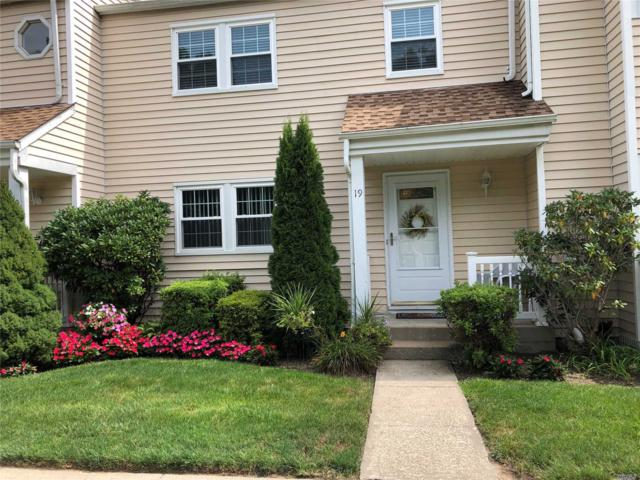 19 Paine Commons, Yaphank, NY 11980 (MLS #3059435) :: Netter Real Estate