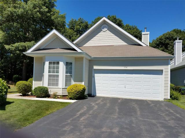 554 Leisure Dr, Ridge, NY 11961 (MLS #3059982) :: Netter Real Estate