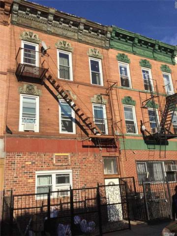 49 Rockaway Ave, Brooklyn, NY 11233 (MLS #3060489) :: Keller Williams Points North