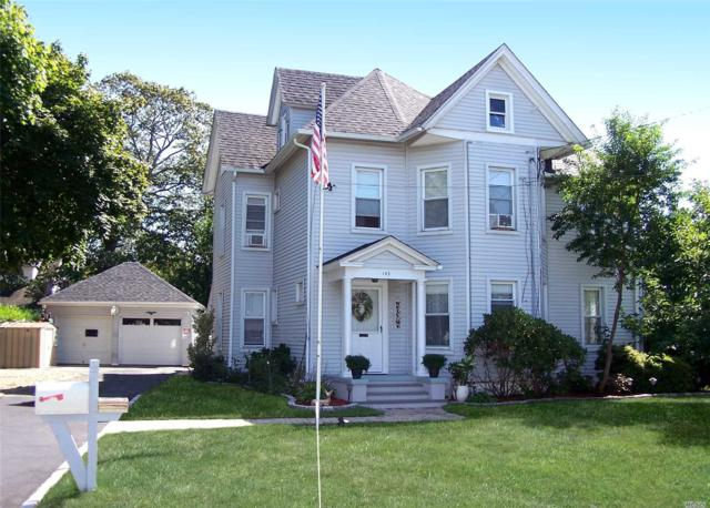 143 Maple Ave, Patchogue, NY 11772 (MLS #3063243) :: Netter Real Estate