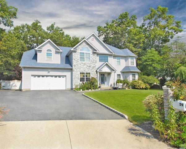 59 Justin Cir, Pt.Jefferson Sta, NY 11776 (MLS #3063953) :: Netter Real Estate
