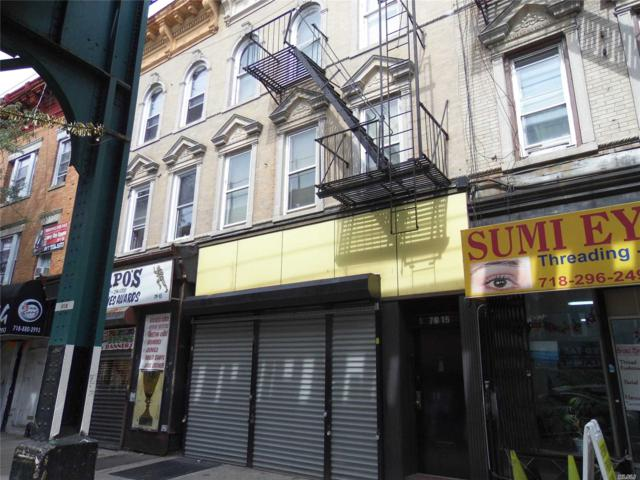 79-15 Jamaica Ave, Woodhaven, NY 11421 (MLS #3065850) :: The Kalyan Team