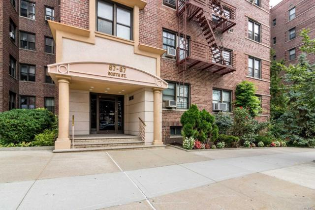 67-87 Booth St 3F, Forest Hills, NY 11375 (MLS #3066124) :: The Kalyan Team