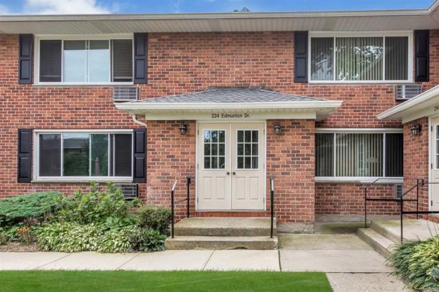 224 Edmunton Dr J9, N. Babylon, NY 11703 (MLS #3066357) :: Netter Real Estate