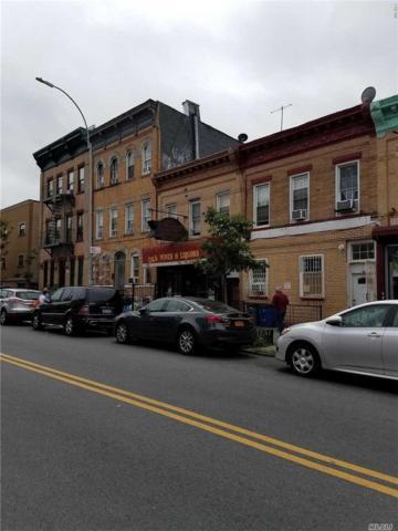 582 Wilson Ave, Brooklyn, NY 11207 (MLS #3069983) :: The Lenard Team