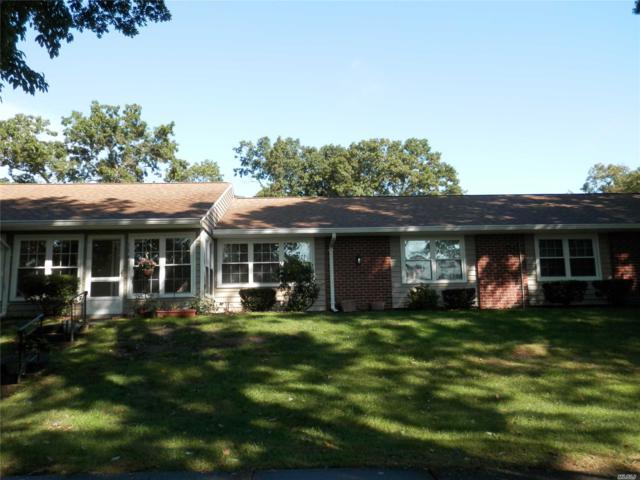 114B Exmore Ct 55+, Ridge, NY 11961 (MLS #3070254) :: Keller Williams Points North