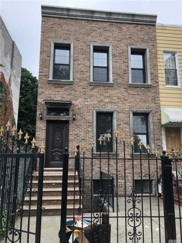 110 Covert St, Brooklyn, NY 11207 (MLS #3072060) :: The Lenard Team