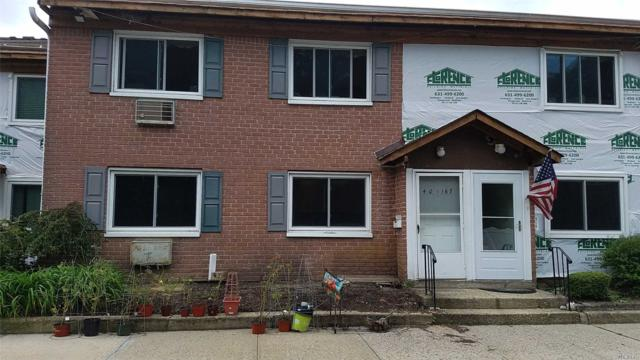 40-167 W 4th St, Patchogue, NY 11772 (MLS #3072097) :: The Lenard Team