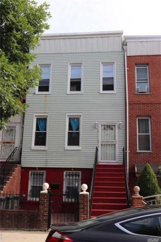 32 Van Buren St, Brooklyn, NY 11221 (MLS #3072609) :: Netter Real Estate